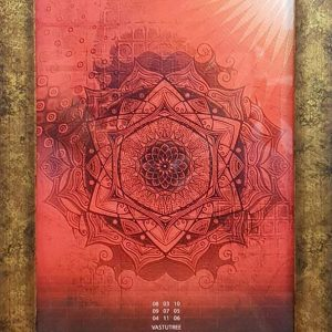 Mangal Yantra, South Direction Vastu Correction Yantra, Vastu Dosh Nivaran Yantra